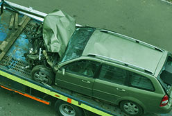 photo featured services damaged car removals
